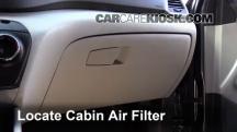 2016 Hyundai Tucson SE 2.0L 4 Cyl. Filtro de aire (interior)