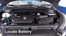 2016 Hyundai Tucson SE 2.0L 4 Cyl. Batería