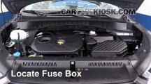 2016 Hyundai Tucson SE 2.0L 4 Cyl. Fuse (Engine)