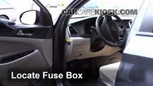 2016 Hyundai Tucson SE 2.0L 4 Cyl. Fusible (interior)