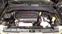 2016 Jeep Renegade Limited 2.4L 4 Cyl. Battery