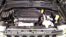 2016 Jeep Renegade Limited 2.4L 4 Cyl. Coolant (Antifreeze)