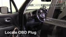 2016 Jeep Renegade Limited 2.4L 4 Cyl. Check Engine Light