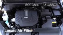2016 Kia Sorento LX 3.3L V6 Air Filter (Engine)