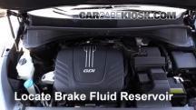 2016 Kia Sorento LX 3.3L V6 Brake Fluid