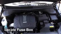 2016 Kia Sorento LX 3.3L V6 Fuse (Engine)