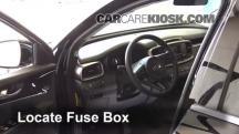 2016 Kia Sorento LX 3.3L V6 Fuse (Interior)