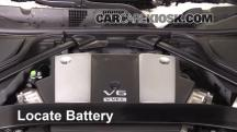 2016 Nissan 370Z 3.7L V6 Coupe Battery
