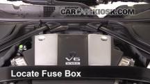 2016 Nissan 370Z 3.7L V6 Coupe Fusible (motor)