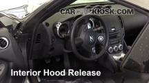 2016 Nissan 370Z 3.7L V6 Coupe Capó