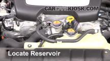 2016 Nissan 370Z 3.7L V6 Coupe Líquido limpiaparabrisas