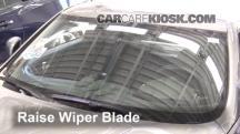 2016 Nissan 370Z 3.7L V6 Coupe Escobillas de limpiaparabrisas delantero