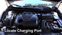 2016 Nissan Maxima SR 3.5L V6 Aire Acondicionado
