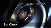 2016 Nissan Maxima SR 3.5L V6 Reloj