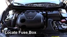 2016 Nissan Maxima SR 3.5L V6 Fusible (motor)