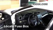 2016 Nissan Maxima SR 3.5L V6 Fusible (interior)