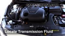2016 Nissan Maxima SR 3.5L V6 Líquido de transmisión