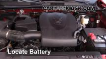 2016 Toyota Tacoma SR5 3.5L V6 Crew Cab Pickup Batería