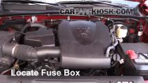 2016 Toyota Tacoma SR5 3.5L V6 Crew Cab Pickup Fusible (motor)
