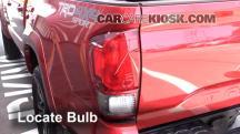 2016 Toyota Tacoma SR5 3.5L V6 Crew Cab Pickup Luces