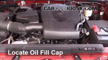 2016 Toyota Tacoma SR5 3.5L V6 Crew Cab Pickup Aceite