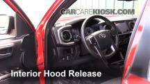2016 Toyota Tacoma SR5 3.5L V6 Crew Cab Pickup Capó