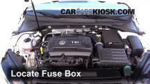 2016 Volkswagen GTI S 2.0L 4 Cyl. Turbo Hatchback (4 Door) Fusible (motor)