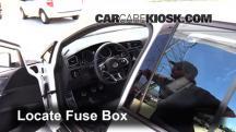 2016 Volkswagen GTI S 2.0L 4 Cyl. Turbo Hatchback (4 Door) Fusible (interior)