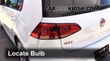 2016 Volkswagen GTI S 2.0L 4 Cyl. Turbo Hatchback (4 Door) Luces