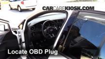 2016 Volkswagen GTI S 2.0L 4 Cyl. Turbo Hatchback (4 Door) Compruebe la luz del motor