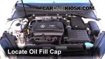 2016 Volkswagen GTI S 2.0L 4 Cyl. Turbo Hatchback (4 Door) Aceite