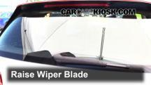 2016 Volkswagen GTI S 2.0L 4 Cyl. Turbo Hatchback (4 Door) Escobillas de limpiaparabrisas trasero