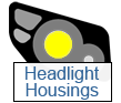 headlight housings
