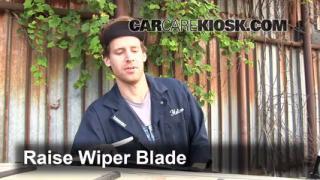 Rear Wiper Blade Change Buick Roadmaster (1991-1996)