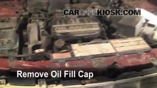 1990-1995 Mercury Sable Oil Leak Fix