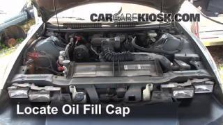 1993-2002 Chevrolet Camaro: Fix Oil Leaks