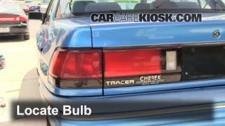 Reverse Light Replacement 1991-1996 Mercury Tracer