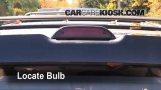1994 Toyota 4Runner SR5 3.0L V6 Lights Center Brake Light (replace bulb)