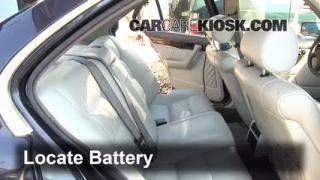 interior fuse box location 1990 1995 bmw 540i 1995 bmw 540i 4 0l v8 battery replacement 1990 1995 bmw 540i