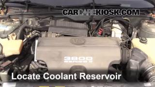 1995 Buick Riviera 3.8L V6 Coolant (Antifreeze) Check Coolant Level