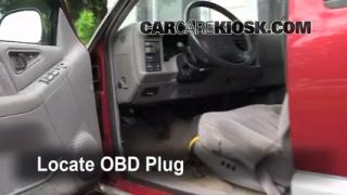 Engine Light Is On: 1995-1997 Chevrolet Blazer - What to Do