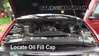 1995-1997 Chevrolet Blazer Oil Leak Fix