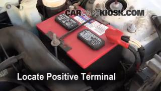How to Jumpstart a 1995-1999 Mitsubishi Eclipse