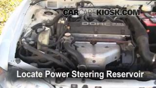 Power Steering Leak Fix: 1995-1999 Mitsubishi Eclipse
