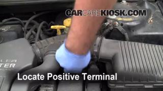 How to Jumpstart a 1996-2000 Plymouth Breeze