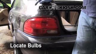 1996 Plymouth Breeze 2.0L 4 Cyl. Lights Brake Light (replace bulb)