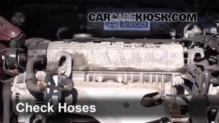 1992-1996 Toyota Camry Hose Check