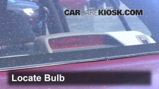 Third Brake Light Bulb Change Toyota Camry (1992-1996)
