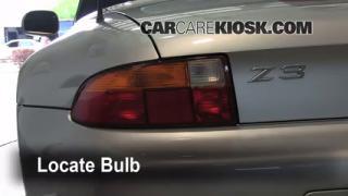 1997 BMW Z3 Roadster 2.8L 6 Cyl. Lights Brake Light (replace bulb)