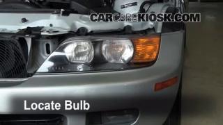 Highbeam (Brights) Change: 1996-2002 BMW Z3